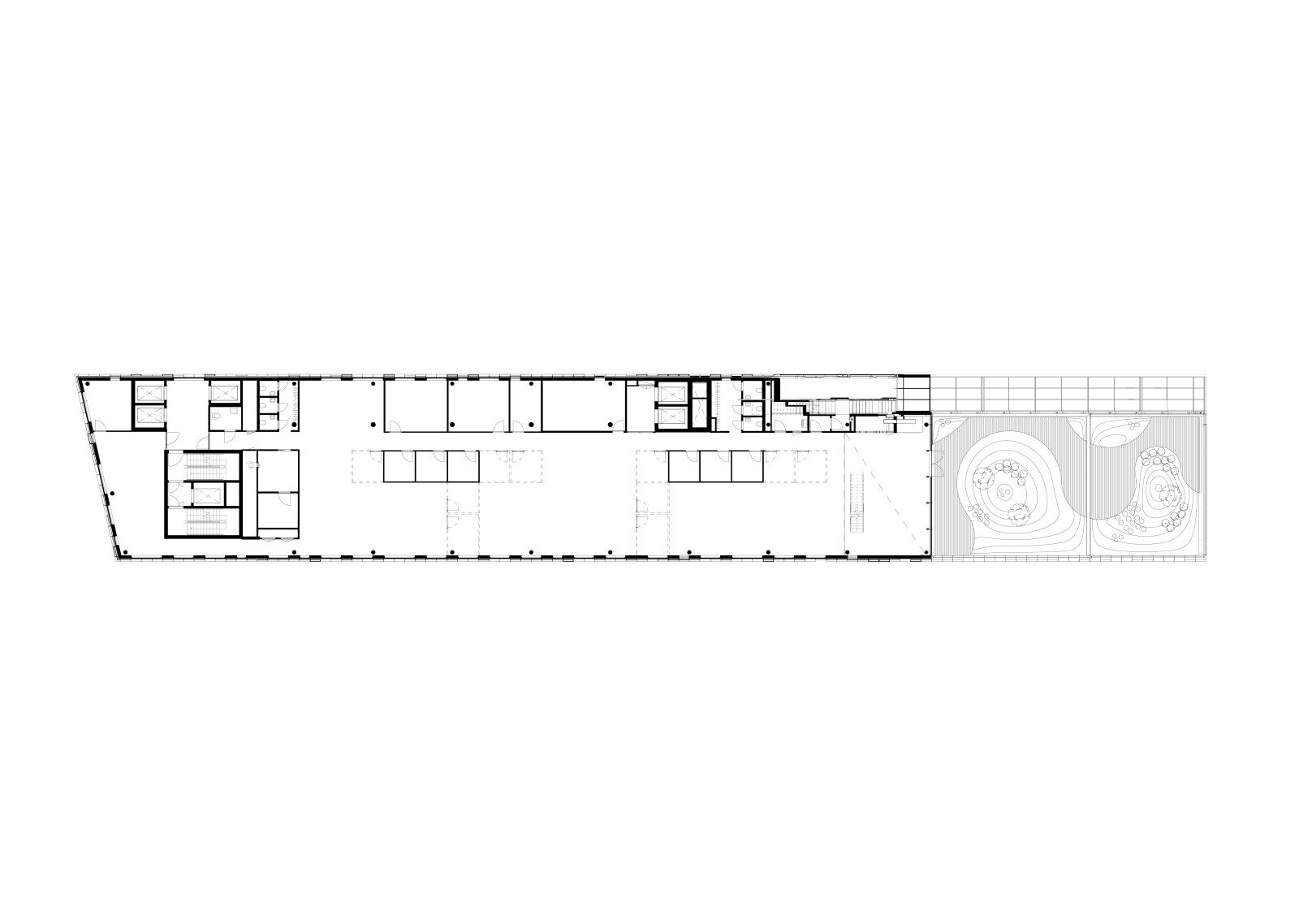 Floor plan, 5th floor