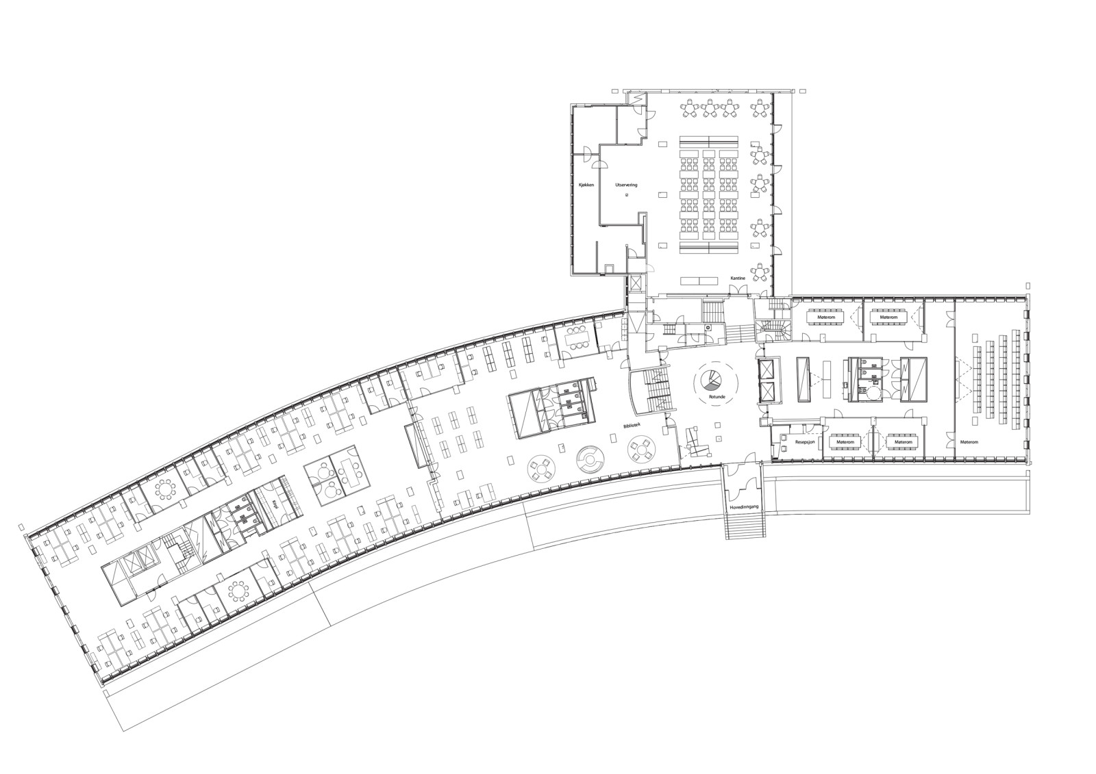 Floor plan, 1st floor.